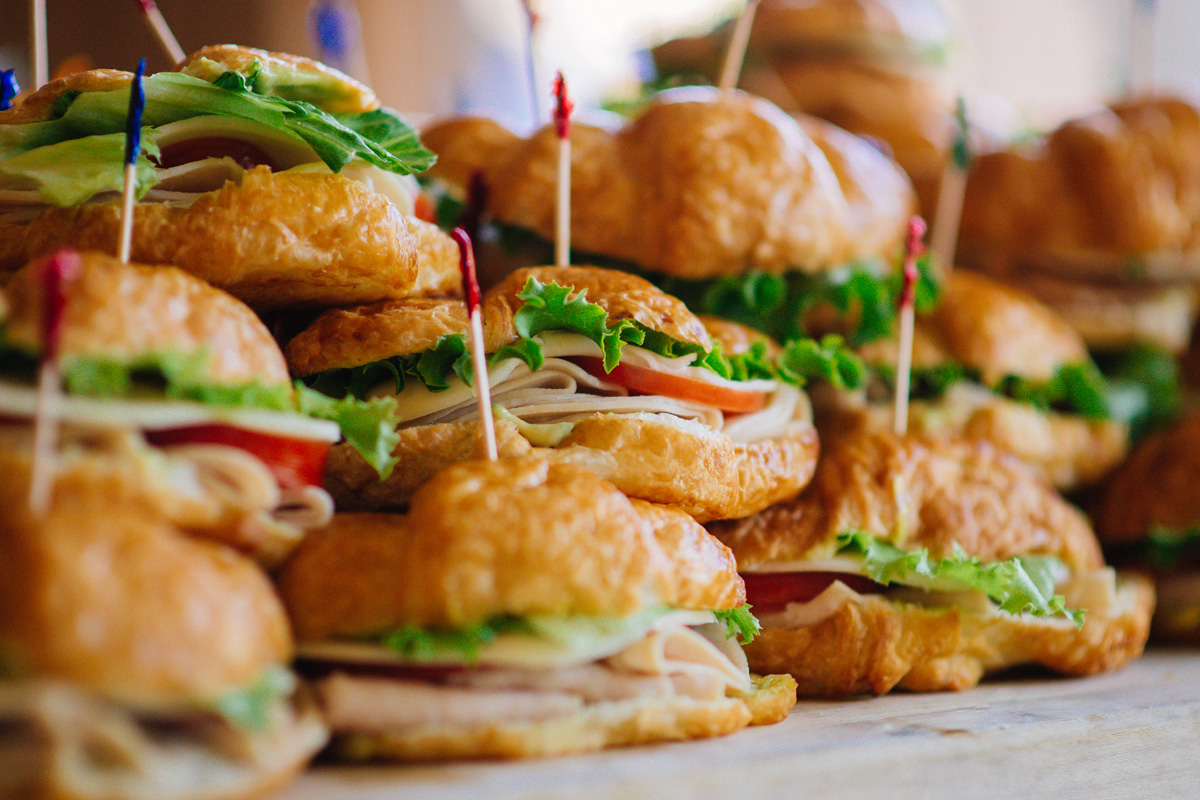 Corporate Catering-Bridal Shower Catering St Johns Newfoundland