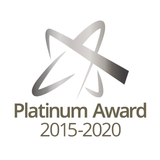 Platium Award